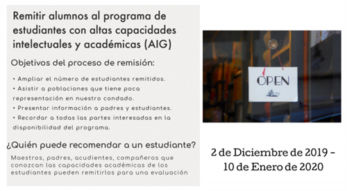 AIG Referral (Spanish)